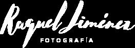 Logo Raquel Jiménez Fotografía